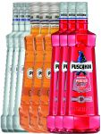 Puschkin 9 Flaschen Mix Set - 3 x Nuts & Nougat, 3 x Orange Shouting, 3 x Red Sky