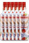 Rushkinoff Vodka & STRAWBERRY 6 x 1,0 Liter