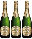 Perrier Jouet Grand Brut Champagner 3 x 0,75 Liter