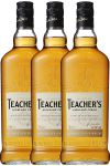 Teachers Highland Cream Whisky 3 x 0,7 Liter