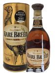 Wild Turkey Rare Breed (neue Dose) 112,8 Barrel Proof Bourbon Whiskey 0,7 Liter + 2 Glencairn Gläser + Einwegpipette 1 Stück