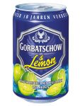 Wodka Gorbatschow Lemon in Dose 0,33 Liter